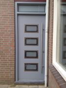 eindresultaat voordeur